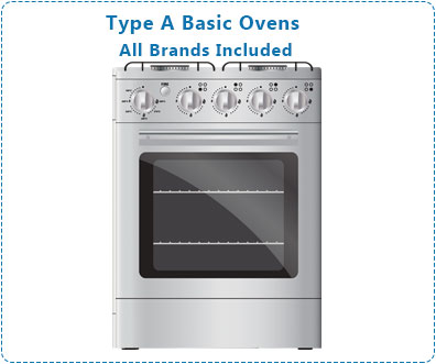 House Appliance Repairs - Basic Oven Repair Labor Rates