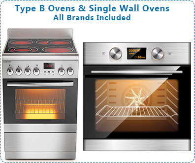 House Appliance Repairs - Oven Repair Labor Rates